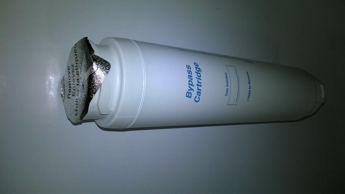 originální cartrige, filtr na vodu chladnička Bosch a Siemens, Amerika Bosch, Siemens