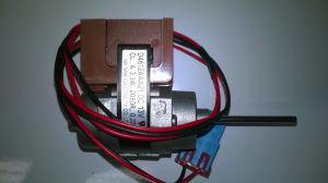 motorek ventilátoru mrazničky pro americké chladničky Bosch a Siemens