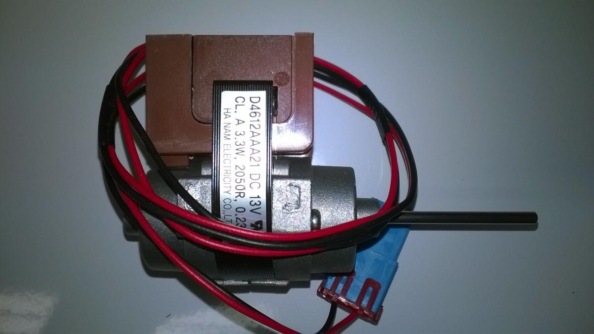 originální motor, ventilátor, motorek ventilátoru mrazničky americká chladnička Bosch a Siemens - 00601067, 00231043 Bosch / Siemens