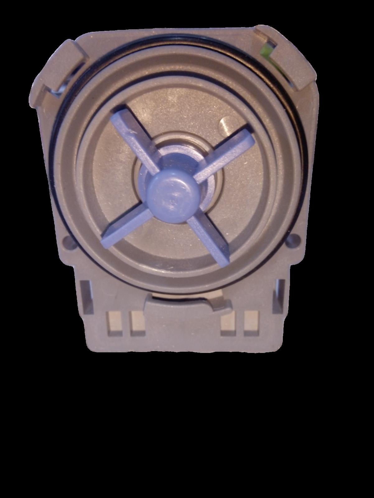 Motor vypouštěcího čerpadla do praček a myček se třemi bajonetovými zámky Ostatní
