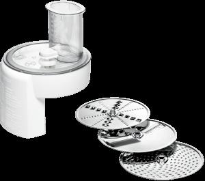 Krouhač MUZ4DS4(00) kuchyňských robotů Bosch Siemens - 17001357