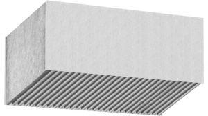 Filtr s aktivním uhlím CleanAir, pro chod cirkulace, odsavač par Neff - 11017314