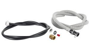 Originální sada pro prodloužení tlakové i vypouštěcí hadice, myčka nádobí Bosch - 00350564