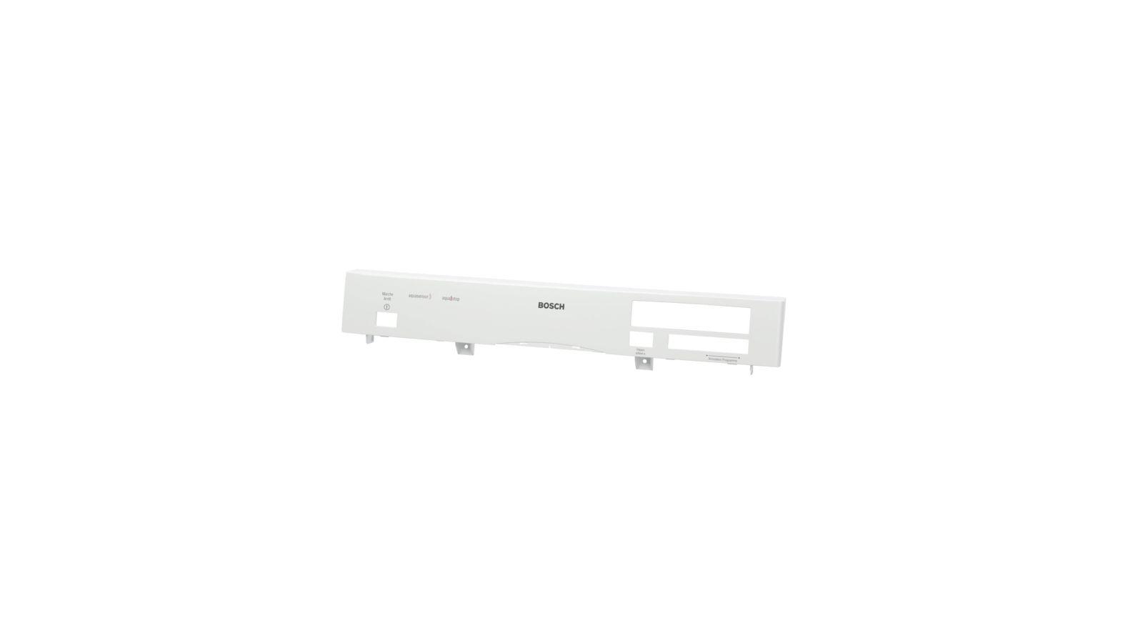 Přední ovládací panel do myčky nádobí Bosch / Siemens - 00434226 BSH