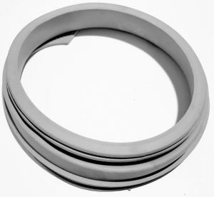 Těsnění dveří, manžeta do pračky se sušičkou Philco Whirlpool Indesit - 114200673