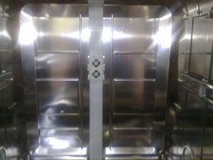 těsnící blok, těsnění přívodu do horního ramene myčky Whirlpool - 481253029431 Whirlpool / Indesit