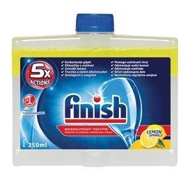 Calgonit Finish čistič myčky 250 ml - citronová vůně Ostatní