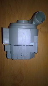 čerpadlo oběhové, cirkulační s ohřevem do myčky Bosch Siemens - 00755078 Bosch / Siemens