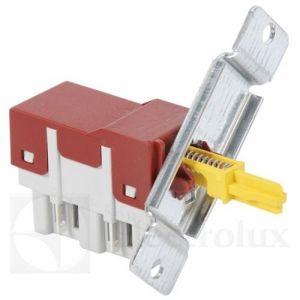 hlavní vypínač, originální spínač myčka Zanussi, Electrolux, AEG 6+2 kontakty - 1115741017 AEG / Electrolux / Zanussi