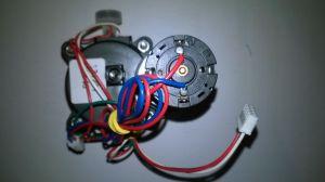 několikacestný keramický ventil TK7 pro směrování vody v kávovaru - 654842, 00654842 Bosch, Siemens