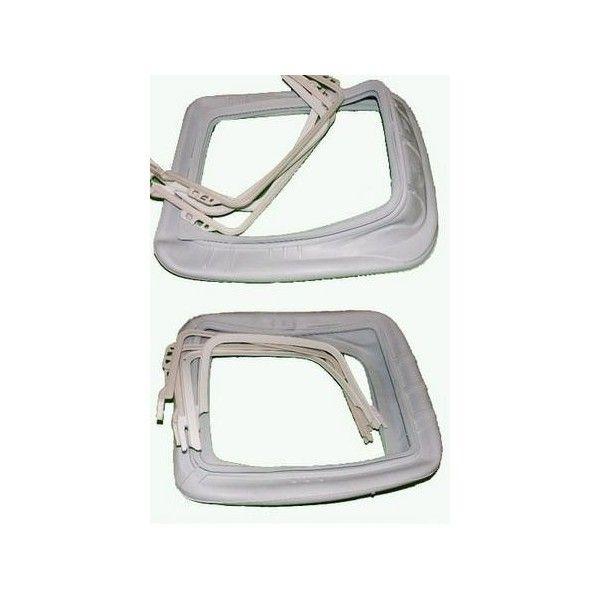 těsnění dveří, manžeta do pračky Zanussi, Electrolux, AEG vrchem plněné - 4006060075 AEG / Electrolux / Zanussi