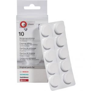 tablety čistící a odmašťovací pro kávovary Bosch a Siemens