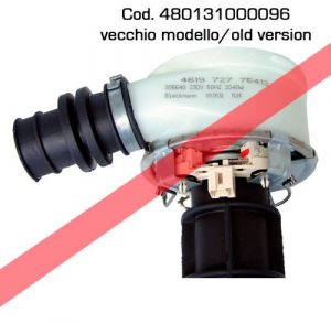 těleso topné do myčky Whirlpool průtokové - servisní sada - 481010518499 Whirlpool / Indesit