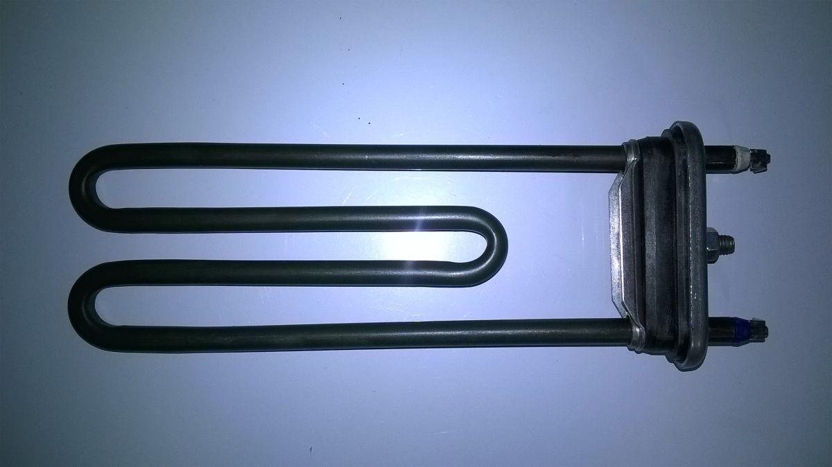 těleso topné, topení pračka Bosch, Siemens 230V, 2000W, délka v nádrži 200 mm - 00488731, 488731, 640435, 267512, 265961