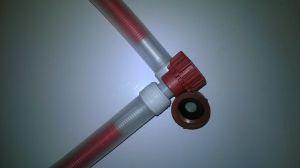 ventil, aqua, stop, hadice aquastopový ventil pračka, myčka, dvojitá tlaková hadice - 41007771 Candy