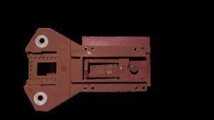 zámek dveří, blokování, blokace pračka Whirlpool, Ignis ZV-445 - 481969018108 Whirlpool / Indesit