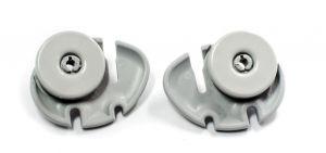 Kolečka spodního koše myček nádobí Electrolux - pravé a levé - 2 ks - 50269767005