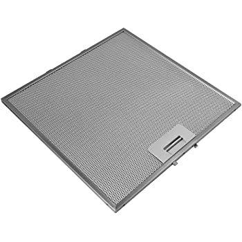 Hliníkový tukový filtr odsavačů par Whirlpool Ariston Electrolux - 481248058144 Whirlpool / Indesit