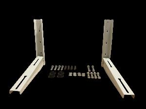 Montovaná konzole pro upevnění klimatizací -  L = 450 mm, H = 400 mm