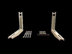 Montovaná konzole pro upevnění klimatizací - L = 450 mm, H = 360 mm