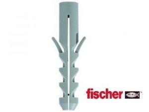 Nylonová hmoždinka se snadnou montáží a dvojnásobným rozepřením S 6x30 mm