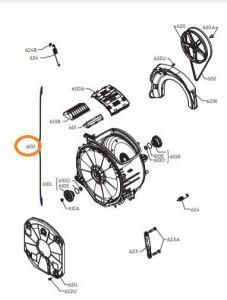 Buben praček Electrolux - 4055393914