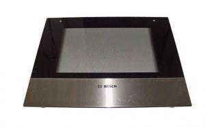 Čelní sklo dveří pro trouby Bosch Siemens - 00245351