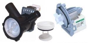 Čerpadlo pračky vypouštěcí a čerpadlo pro cirkulaci vody