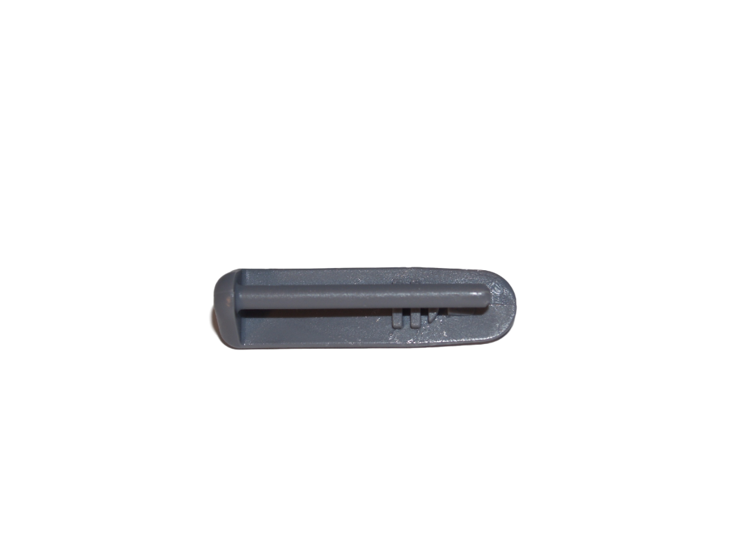 aretace, koncovka, zarážka kolejnice horního koše pro myčku Beko, Amica, Whirlpool - 1880580400, 481246279981 Beko / Blomberg