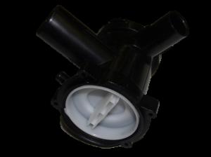 čerpadlo, filtr pračka Bosch, Siemens - mechanický díl čerpadla, lze použít s jakýmkoliv 3 zámkovým bajonetovým čerpadlem Askoll nebo China Bosch / Siemens