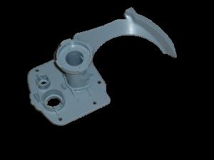 držák trubky do horního ramene do myčky Whirlpool - 480140102074 Whirlpool / Indesit