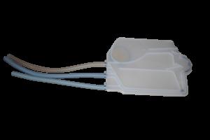 labyrint, změkčovač pro myčku Zanussi, Electrolux, AEG - 1520232800 AEG / Electrolux / Zanussi