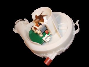 motorek ventilátoru myčka BSH - 00652135
