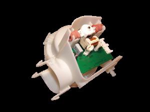 motorek ventilátoru myčka BSH - 00658792