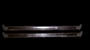 originální sada 2 ks kolejnic pro horní koš na příbory na myčku Bosch, Siemens - 00668719 Bosch / Siemens