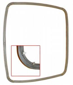 těsnění dveří trouba Gorenje - 593514