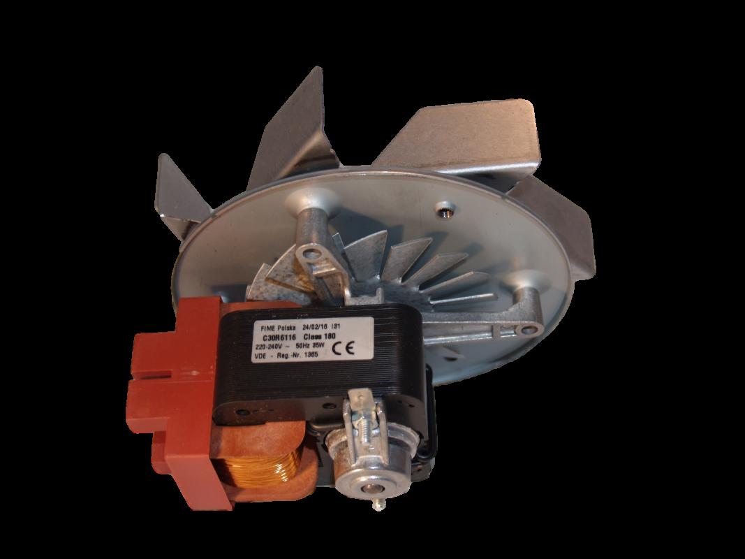 motor ventilátoru horkovzduchu trouby pro sporáky Mora a Gorenje - 815142 Gorenje / Mora