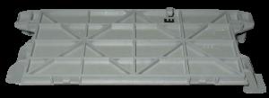 Originální zadní kryt tlačítkové jednotky myček nádobí Beko Blomberg - 1755570200