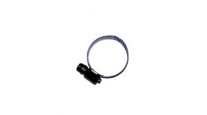 spona na hadice, materiál pozink pro upevnění hadic o průměru 32-50 mm