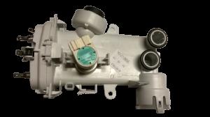 Těleso topné, čidlo teploty myček nádobí Bosch Siemens - 00652216, 00266195