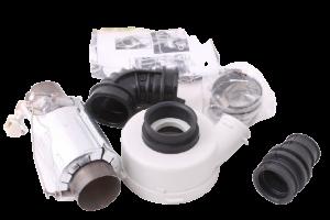 Těleso topné  průtokové myček nádobí Whirlpool Indesit - servisní sada - 481010518499