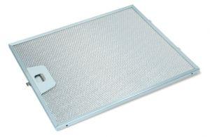 Kovový filtr, 253x300x8 mm, odsavačů par Univerzální