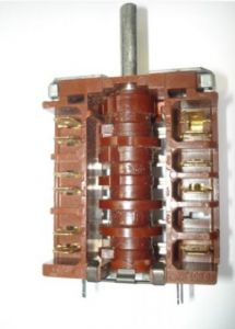 Přepínač sporáků Electrolux - 3427526219