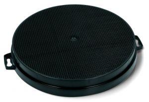 Uhlíkový filtr, Ø 210 mm, v 30 mm, odsavačů par Whirlpool Indesit - 484000008579