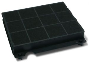 Uhlíkový filtr, 210x230x30 mm, odsavačů par Electrolux AEG Zanussi - 4055054599