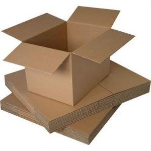 Kartonové krabice,  obálky,  obalový materiál