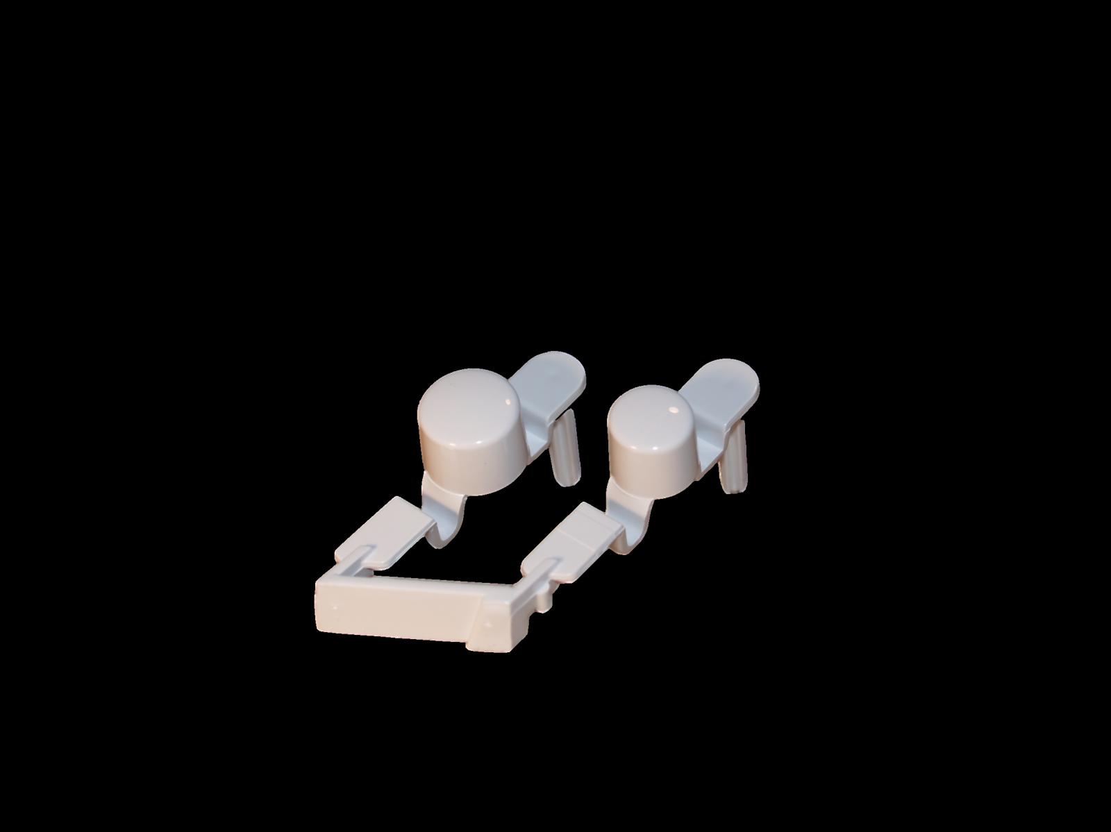 dvoutlačítko, knoflíky pro pračky Whirlpool - 481241029582 Whirlpool / Indesit