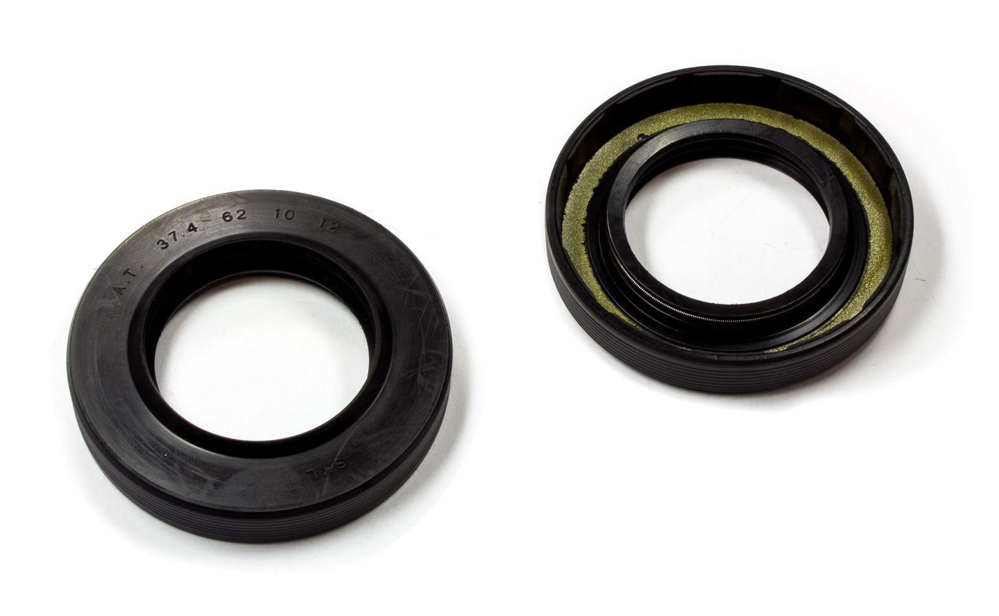 Gufero, hřídelové těsnění, 37,4 x 62 x 10/12, praček Bosch Siemens - 00619808 Ostatní