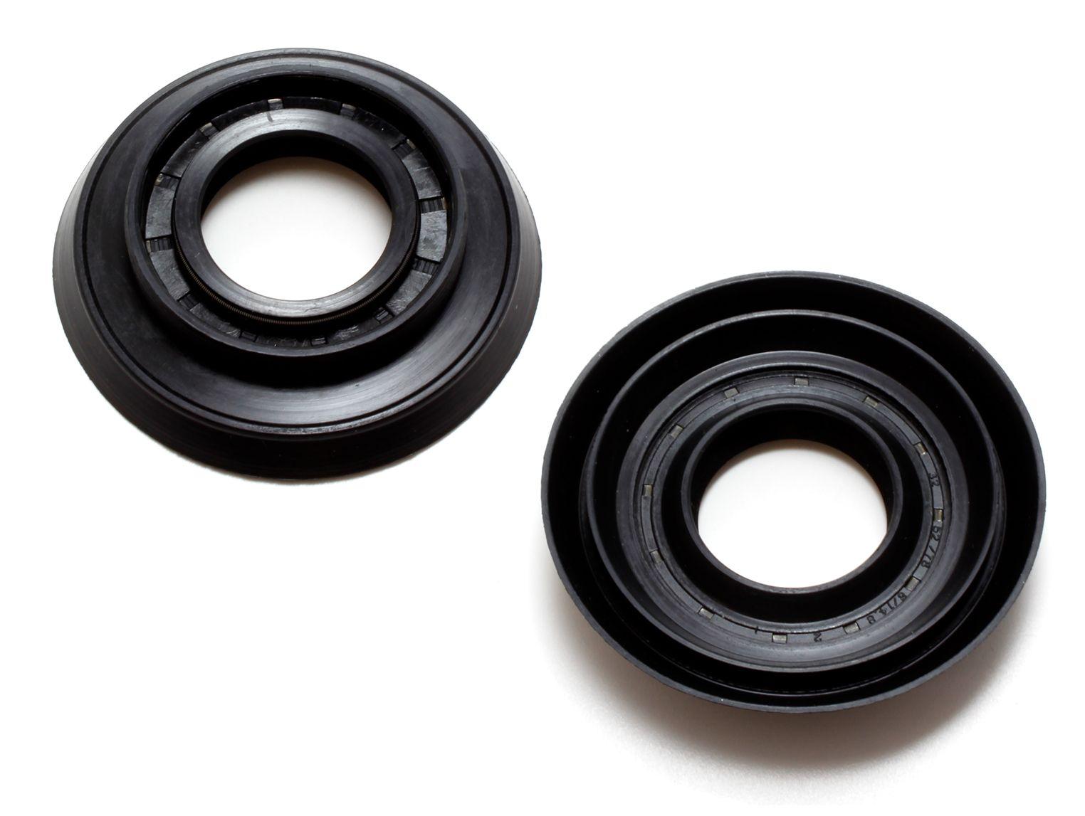 gufero, hřídelové těsnění, 32x52/78x8/14,8, pračka Bosch a Siemens - 00068319 Ostatní