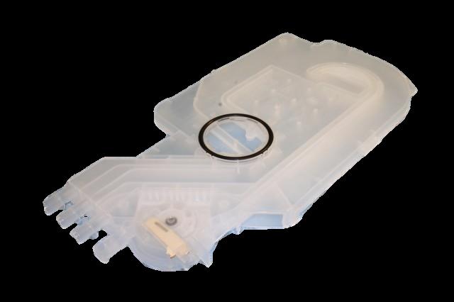 labyrint, změkčovač, průtokoměr myčka Whirlpool, Bauknecht - 481010386232 Whirlpool / Indesit